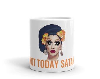 "Bianca Del Rio ""Not Today Satan"" Mug"