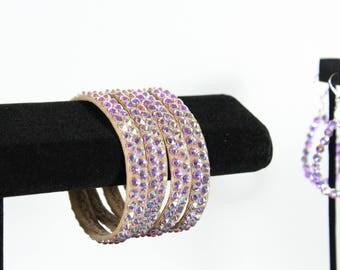 Swarovski Crystal Bangles