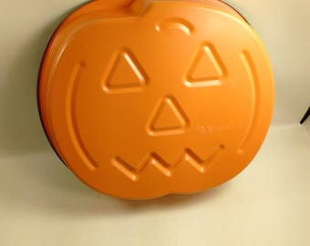 Guardini Halloween Pumpkin Shaped Mold/ Pan/Made In Italy/New (W)