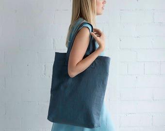 Linen Shoulder Bag Motumo – 17B1