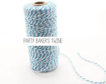 Cotton baker's twine, baking and packaging string ( 1 roll )