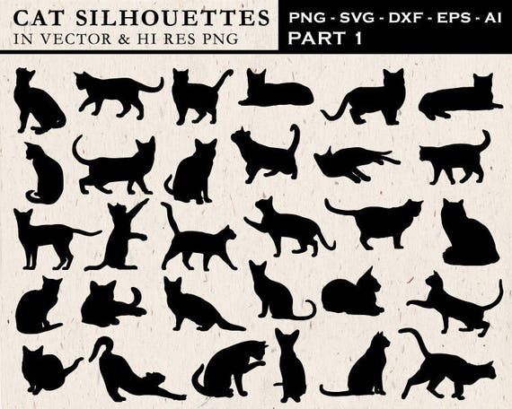 cat silhouette clipart cat silhouette clip art cat clipart