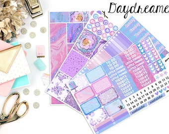 Daydreamer | Fits Erin Condren - Vertical | Planner Stickers