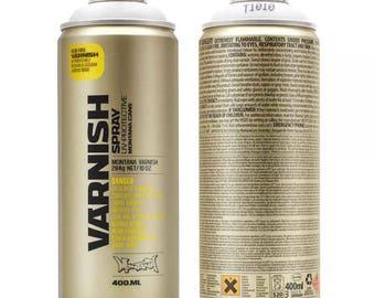 Matte varnish spray - Montana Can