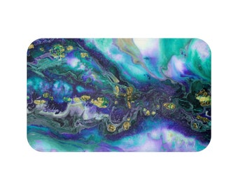 "Bath Mat ""New World"""