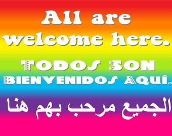 All Are Welcome Here Jpeg File