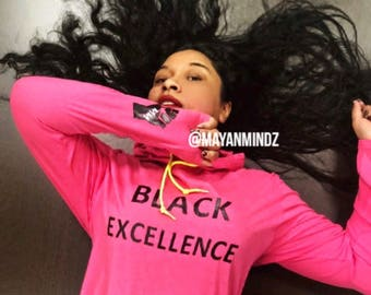 Mz Blk Pink Excellence!