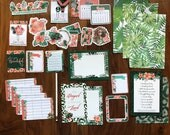 PRESALE PLANYOURBEAUTIFULLIFE Tropical Travelers Notebook Kit | No Stickers | LucKaty
