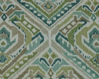 "2.5 Yards x 54"" Mill Creek Home Decorator Upholstery Drapery Cotton Fabric"
