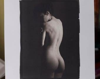 Palladium Print: Maggie No. 6807