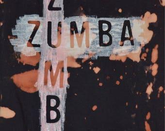 Zumba Crop Top