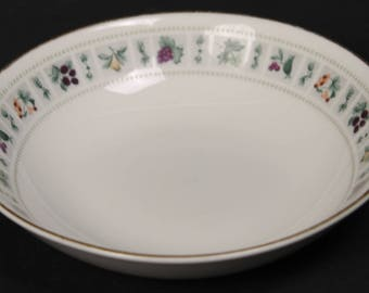 Royal Doulton ''Tapestry'' Footed Cream Soup Bowl.  2-1/4''  (CGP-1311)