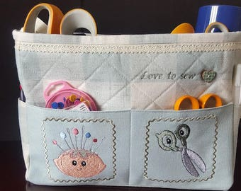 Sewing/Hobby Caddy Pattern