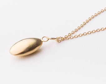 Oliva 18 kt Gold