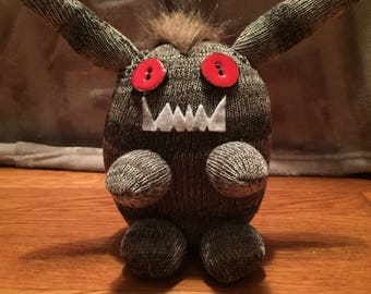 Tailypo Monster Plushie