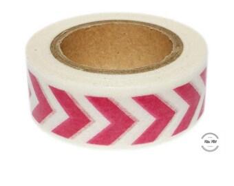 Washi Tape ZIGZAG Pattern