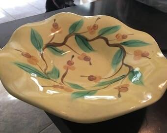 Vintage Gail Pitmann Bowl