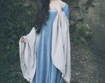 "Costume Arwen Blue Cosplay ""The Lord of the Rings"""
