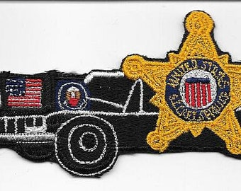 US Secret Service USSS Washington President Limousine Protection Special Agent Patch