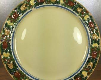 Della Robia Titan Ware Salad Plate