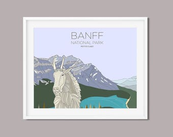 Banff Nationl park
