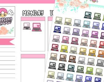 Icon Laptop Stickers (14)