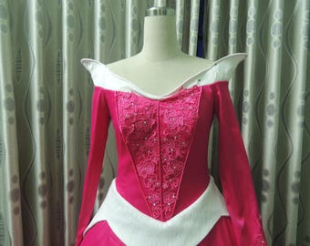 Pink Aurora Costume - Cosplay Disney