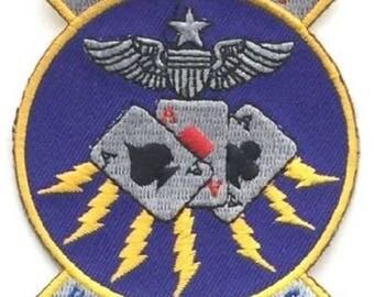 111 Association SQN Washington Air National Guard Military Patch