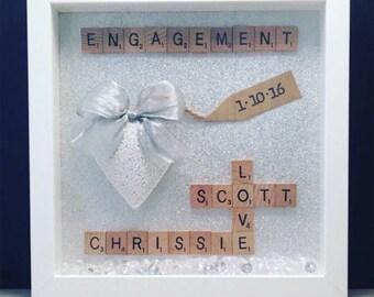 engagement frames - Engagement Photo Frames