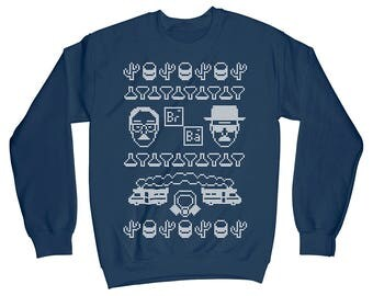 Breaking bad sweater | Etsy