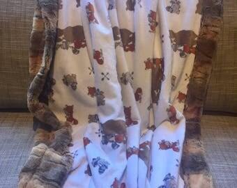 Luxe Full Minky Blanket