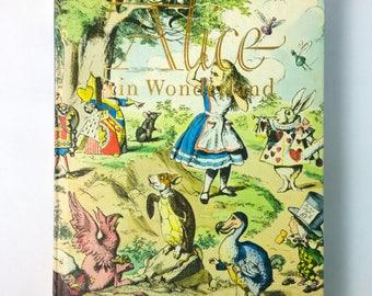 Vintage Illustrated Alice in Wonderland - Lewis Carroll