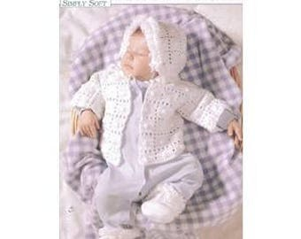 Baby Basics:  Crochet for baby.