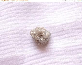 50% DISCOUNT Natural White Diamond, Rough Diamond, Raw Diamond, Uncut Diamond, Raw Diamonds, Natural Diamond, 4.30 Carats,  8 x 9.5 mm Appro