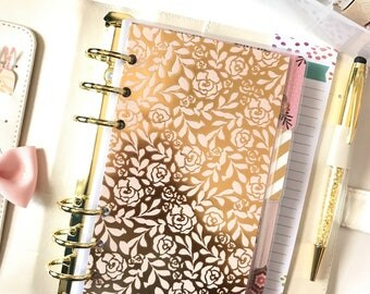 Personal Planner Dividers (different tabs)  || Vintage Floral | Planner Tabs ||Planner Bookmarks||Planner Dividers