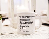 RECKLESS LOVE Coffee Mug