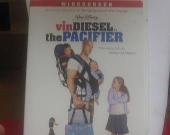 Vin diesel the pacifier