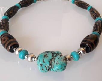 Necklace 100% Tibetan n4