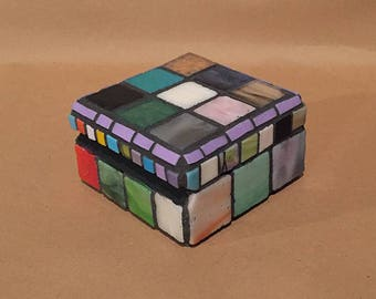 Mosaic Box.