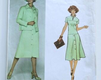 Vogue Paris Original Molyneux Dress & Jacket Pattern