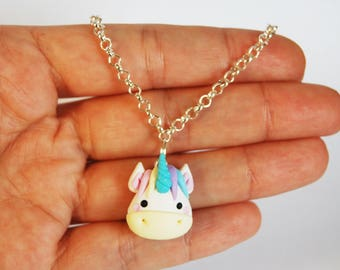 Blue glitter nail art-Unicorn Horn Corny bracelet