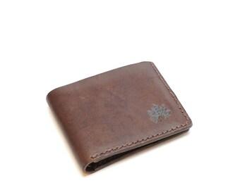 Mens wallet, leather wallet, black leather wallet, genuine men wallet, groomsmen, father's day gift, men's wallet card holder, mens billfold