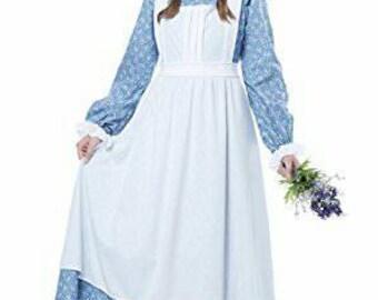 Pioneer Girl Dress, Little House on the Prairie