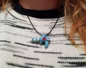 Raygun Necklace | Charm