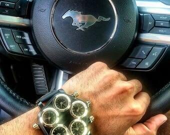 Watch Watches Big Watch Trendy Watch Statement Piece Bold Watches