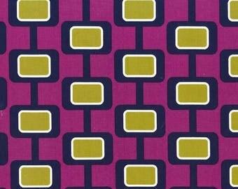 MICHAEL MILLER fabric CX5906-JEWE-D : Madison violet / Cut 50x55 cm