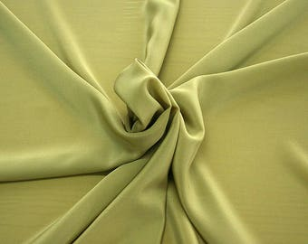 301090-Chinese natural silk crepe 100%, width 135/140 cm, made in Italy, dry cleaning, weight 88 gr