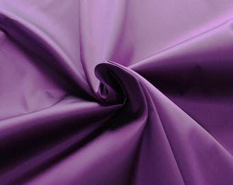 272138-natural Silk Mikado 100%, width 135/140 cm, made in Italy, dry cleaning, weight 190 gr
