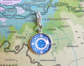 Delfts blauw mandala  5 keuzes bedel uit de Made in  Holland collectie    typical Dutch