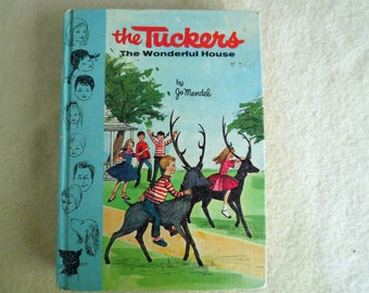 The Tuckers - The Wonderful House - Jo Mendel
